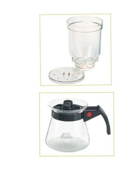 画像1: アイスコーヒー器具セット (1)