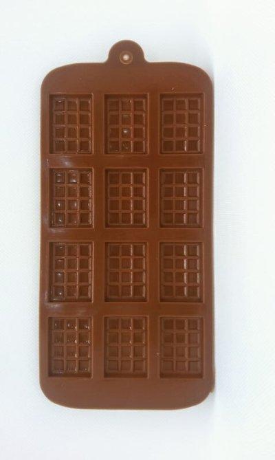 画像1: オリジナル チョコレート・モールド(型)
